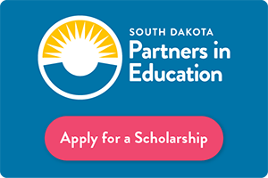South Dakota Partners in Education - Apply for a Scholarship
